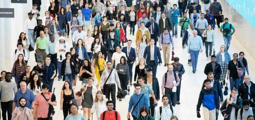 再过40年 美国人口与现在大不一样 白人成少数族裔或只需20年