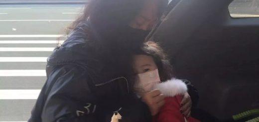 CDC重大误差,3岁混血女童再次送医院,外公已去世