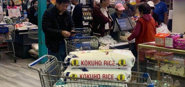 美防疫大恐慌!华人疯狂囤米囤粮,现场抢购一空…