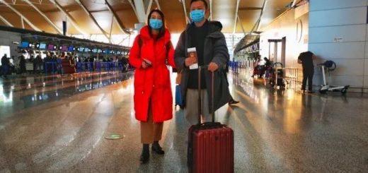 钱花了婚礼取消了,华人小夫妻返美旅途艰辛曲折