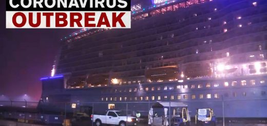 Image result for Coronavirus concern: 4 passengers from NJ cruise ship being evaluated; all others cleared