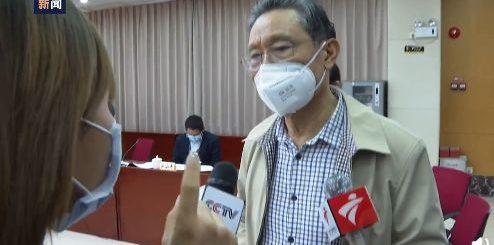 钟南山团队:新冠病毒潜伏期最长24天!不足一半患者初次就诊时发烧