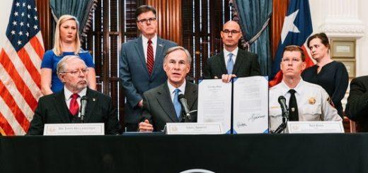 德州百年来首次宣告公共卫生灾难 发布更多防疫指南