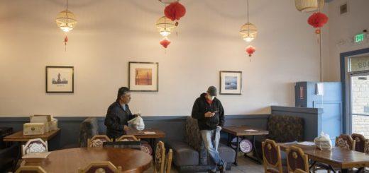 旧金山有中餐馆被打砸 中领馆提醒注意人身安全