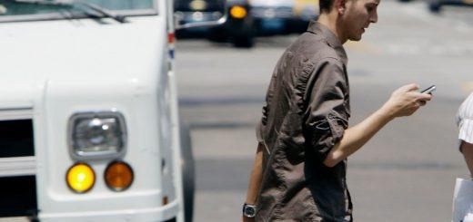 在加州走路是一件危险的事情 没人能给出具体原因