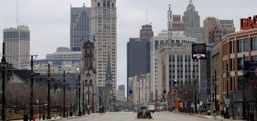 令人担忧!白宫高官称芝加哥底特律或成下个疫情中心