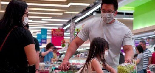 美国人好有骨气,本土商店卖断货,也不来亚裔商店买东西