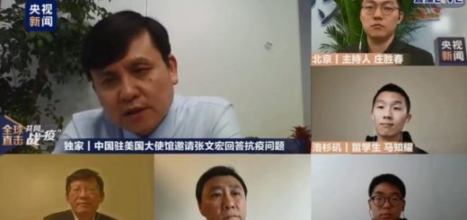 张文宏为华人解读美国疫情!
