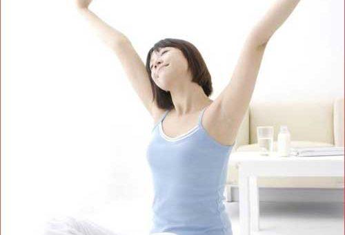 养成睡前七个好习惯排毒又减肥