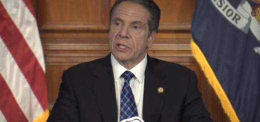 州长:纽约州病毒不来自中国 来自欧洲