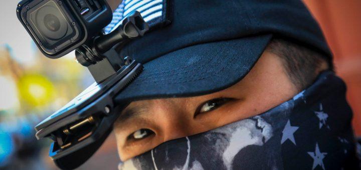歧视亚裔情绪泛滥 亚裔买枪佩戴GoPro应对仇恨犯罪