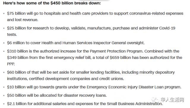 好消息,又送钱了!先到先得,参院4840亿元的二轮纾困协议通过