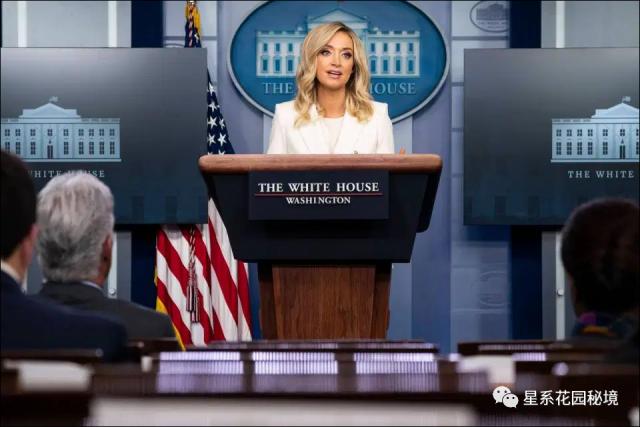 女版川普!白宫美女发言人连怼四大媒体!霸气转身离去,在场记者全傻眼了……