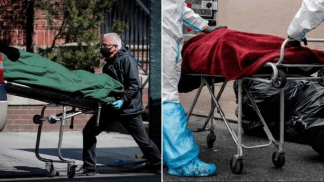华盛顿大学研究预测:到2021年,将有120万美国人死于新冠病毒