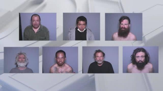 美国加州一性犯罪者刚出狱就在假释中心再犯,被抓回监狱面临加刑