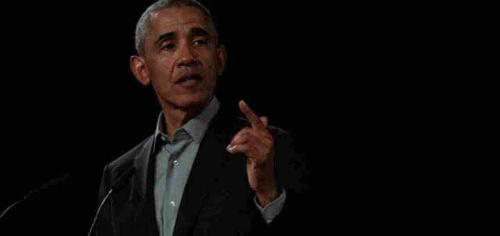 """奥巴马就明州非裔案发声 2020年的美国这不该是""""正常事"""""""