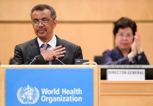 """美国威胁""""退群"""",退出世界卫生组织有何后果?"""