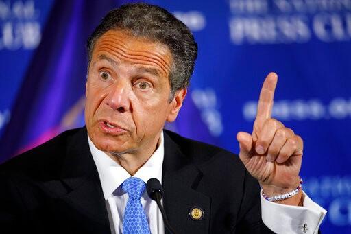 库默签警务改革重要立法 并强制纽约执法部门订新规