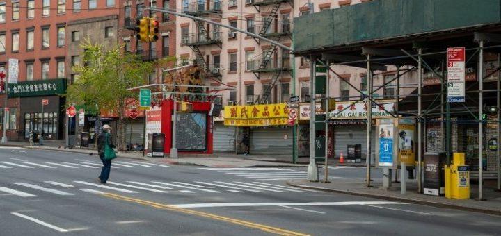 纽约市重开 再无可失的华埠商家苦寻重生之路