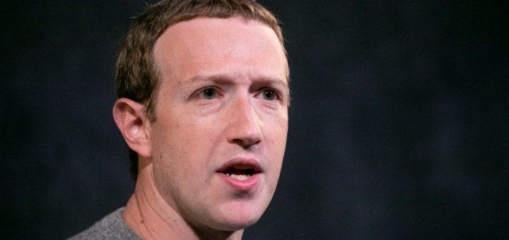 不满扎克伯格站队川普 Facebook员工上演虚拟罢工