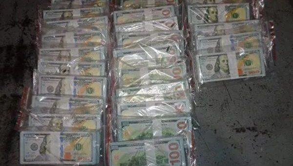 美海关查获高达35.1万的百元假钞,华人商家叫苦连连