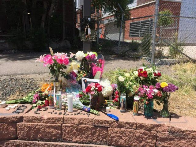惨剧! 21岁美女和邻居吵架 竟被对方一枪爆头 当场死亡!