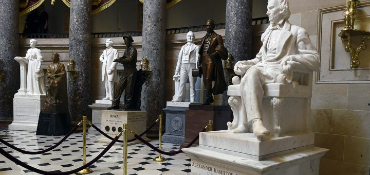 Confederate statues in U.S. Capitol likely going nowhere - POLITICO