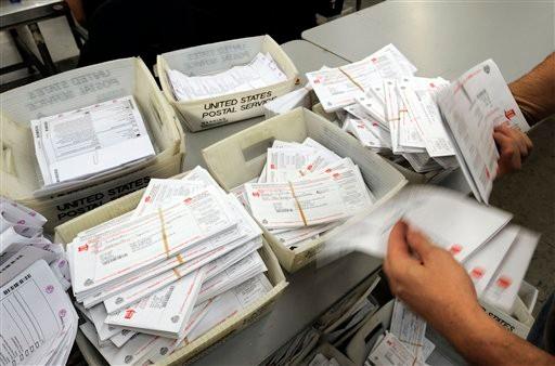 七成美国人支持邮寄投票 但绝大多数担忧选票被篡改