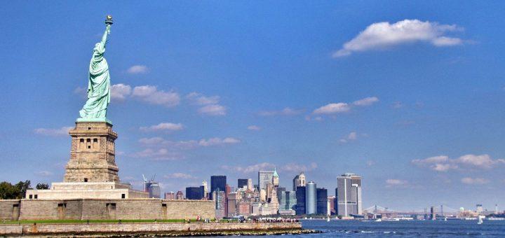 纽约市稳步推进重启 自由女神像要重开了