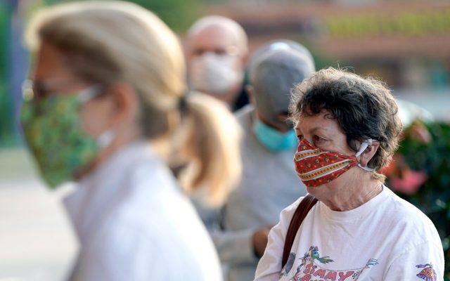 休斯敦延长疫情灾难状态 口罩强制令有效至8月26日