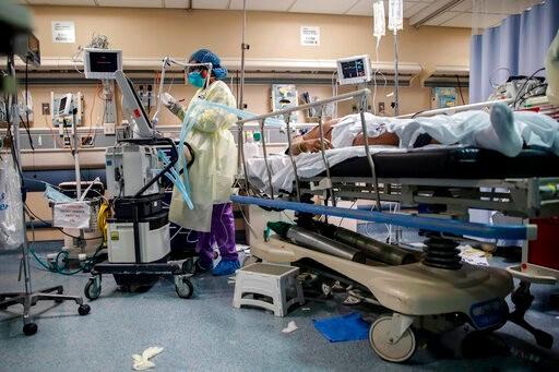 新冠病毒2月初就已在纽约市流行 最新研究首次给出实证