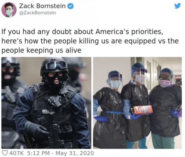 美国疫情为什么全世界最严重? 看完这个我全明白了 这简直是乱搞啊