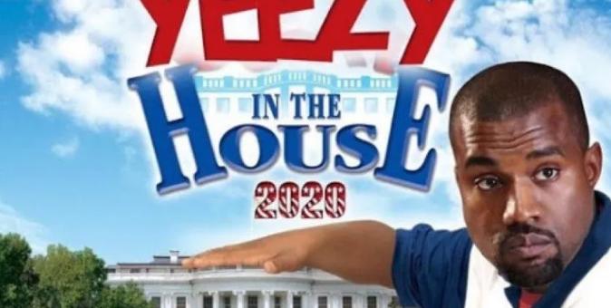 """2020美国大选""""乘风破浪的总统"""":明星扎堆竞选,你一票我一票,总统C位出道!"""
