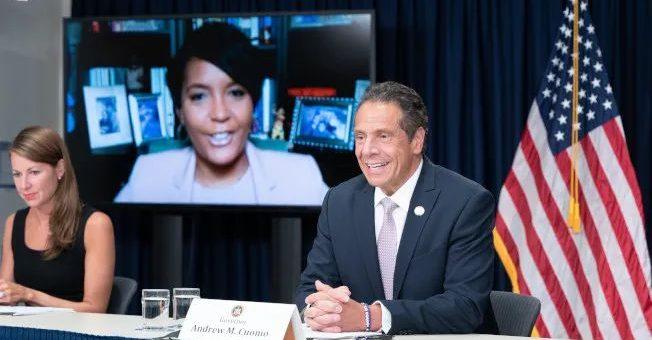 高风险州来纽约需隔离,需须登记住址,违者将受到重罚