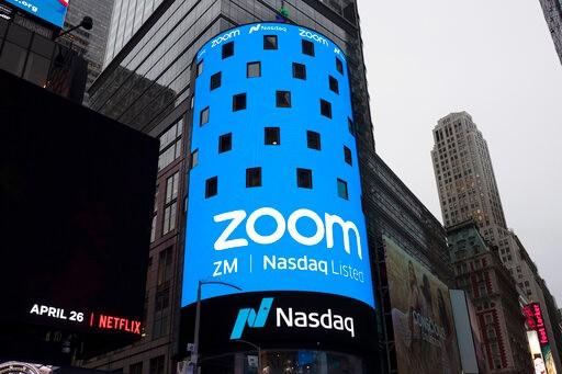 Zoom用户报告广泛服务中断 学生上网课受影响