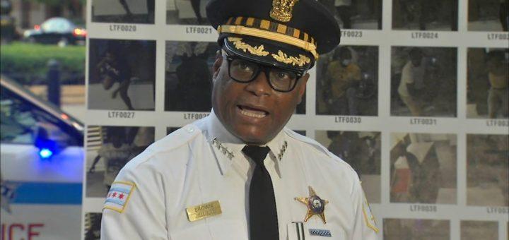 为防止抢劫事件再次发送,芝加哥警方计划在本周末派出1000名警察进入市中心