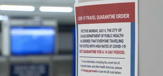 喜报!芝加哥三个州将取消COVID-19旅行禁令