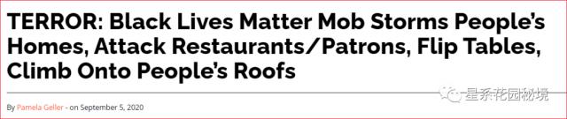 恐怖:黑命贵暴徒冲入纽约罗切斯特,洗劫餐馆,掀翻餐桌,恐吓民居…放火泄愤