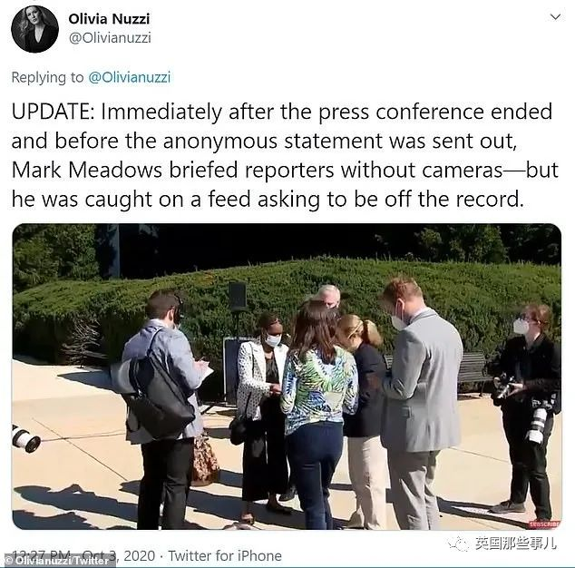 川普发了个报平安视频,然而网友们却在里面发现了种种不对劲...