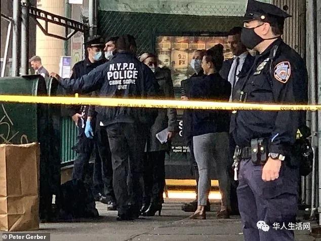 更多细节公布,华男纽约街头杀妻再自杀,被曝妻子出轨,案发前闹离婚!