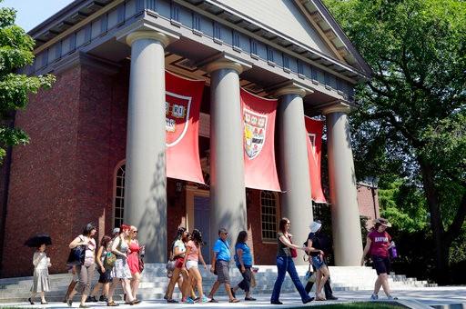 招生歧视上诉案哈佛胜诉 最高法院将复审