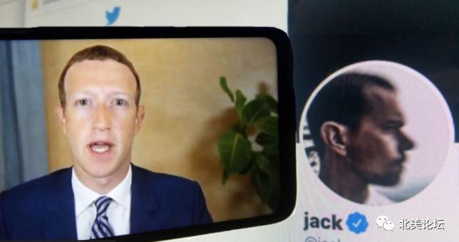 美国大选让脸书和推特再遭国会质询,社交媒体言论监管修法有共识有争议