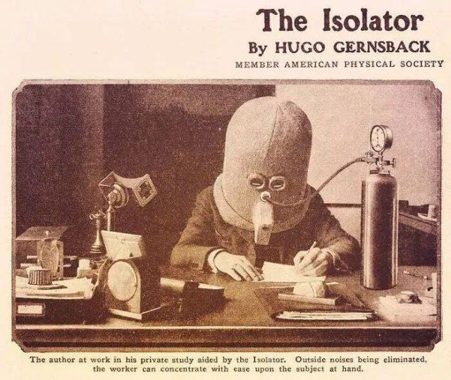 上世纪迷惑发明大赏!以前的人脑洞虽然古怪但超有趣啊!
