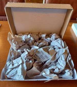 """""""成为美国混蛋我很抱歉"""",游客盗窃三年后良心发现寄回古罗马文物"""