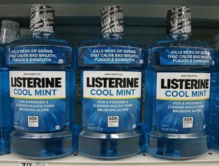 新研究:一些漱口水能在30秒内杀死新冠病毒