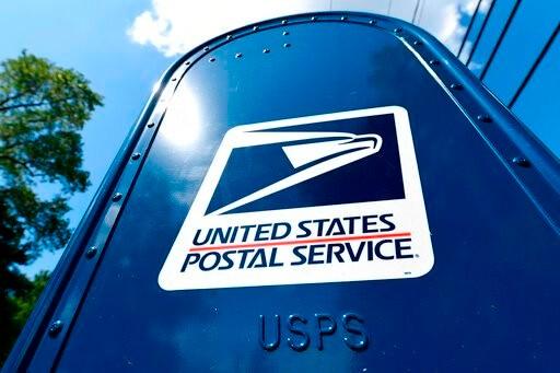 网购破纪录 数百万USPS包裹无法在圣诞节前按时送达