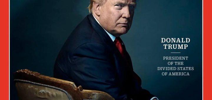 《时代》公布年度人物,特朗普这次表现很反常!