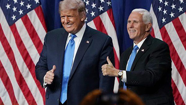 """六摇摆州共和党选举人投""""替代""""票给川普"""