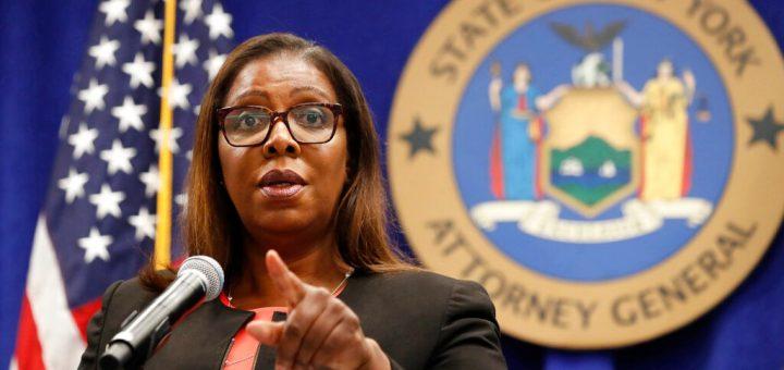 纽约州总检察长起诉NYPD 称警察对抗议者滥用武力