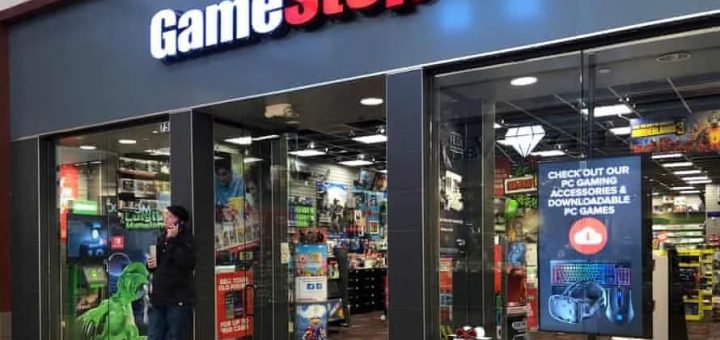 """GameStop""登广告牌号召散户别放弃,10岁小散户爆赚320倍!"